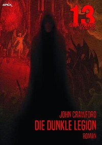 Cover 13 SHADOWS, Band 27: DIE DUNKLE LEGION