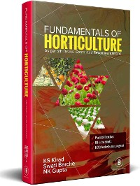Cover Fundamentals Of Horticulture (Based On 5th Deans' Committee Recommendations)