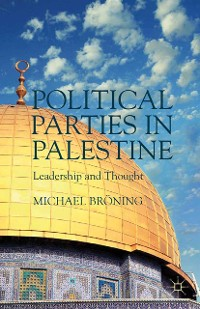 Cover Political Parties in Palestine