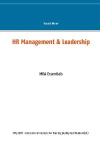 Cover HR Management & Leadership