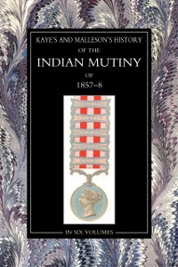 Cover History of the Indian Mutiny of 1857-58