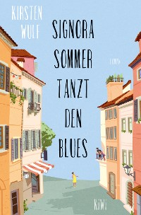 Cover Signora Sommer tanzt den Blues
