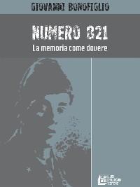 Cover Numero 821. La memoria come dovere