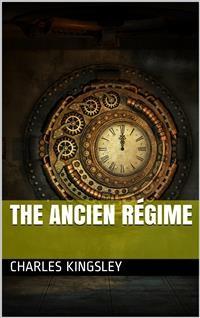 Cover The Ancien Régime