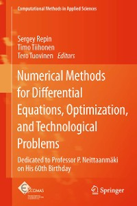 Cover Numerical Methods for Differential Equations, Optimization, and Technological Problems
