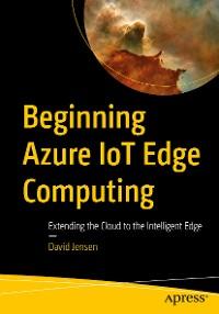 Cover Beginning Azure IoT Edge Computing