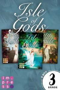 Cover Gods: Alle Bände der göttlich-romantischen Reihe in einer E-Box!