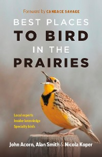 Cover Best Places to Bird in the Prairies