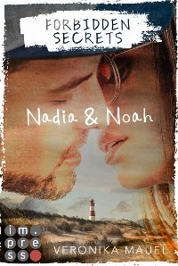 Cover Forbidden Secrets. Nadia & Noah