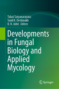 Cover Developments in Fungal Biology and Applied Mycology