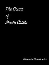 Cover The Count Of Monte Cristo