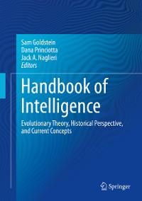 Cover Handbook of Intelligence