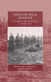 Cover Voices on War and Genocide