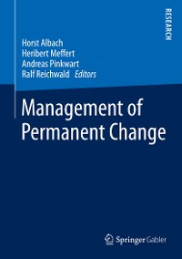 Cover Management of Permanent Change