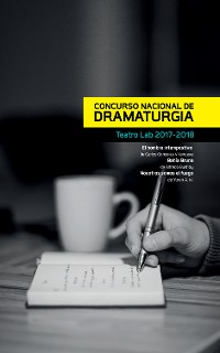 Cover Concurso Nacional de Dramaturgia