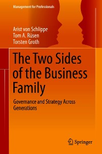 Cover The Two Sides of the Business Family