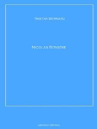 Cover Nicolas Bergère
