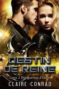 Cover Destin de reine