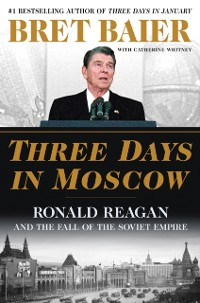 Cover Three Days in Moscow