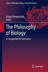 Cover The Philosophy of Biology