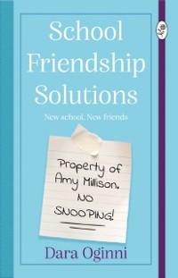 Cover School Friendship Solutions