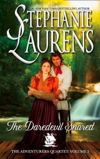 Cover Daredevil Snared (The Adventurers Quartet, Book 3)