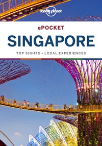 Cover Lonely Planet Pocket Singapore