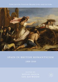 Cover Spain in British Romanticism
