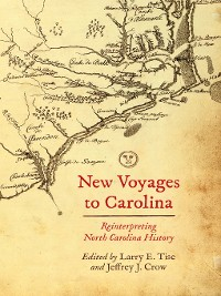 Cover New Voyages to Carolina