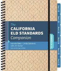 Cover The California ELD Standards Companion, Grades 9-12