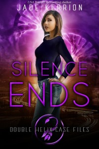 Cover Silence Ends