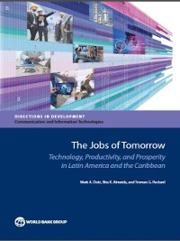 Cover The Jobs of Tomorrow