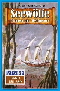 Cover Seewölfe Paket 34