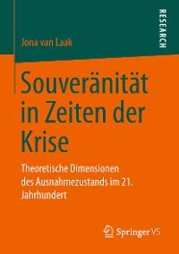 Cover Souveränität in Zeiten der Krise