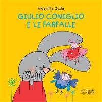 Cover Giulio Coniglio e le farfalle