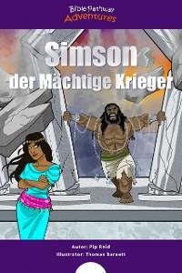 Cover Simson der Mächtige Krieger