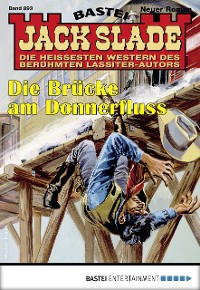 Cover Jack Slade 893 - Western