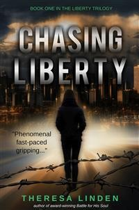 Cover Chasing Liberty