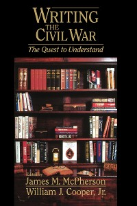 Cover Writing the Civil War