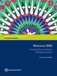 Cover Morocco 2040