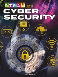 Cover STEAM Jobs in Cybersecurity