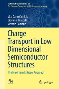 Cover Charge Transport in Low Dimensional Semiconductor Structures