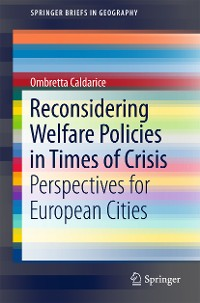 Cover Reconsidering Welfare Policies in Times of Crisis
