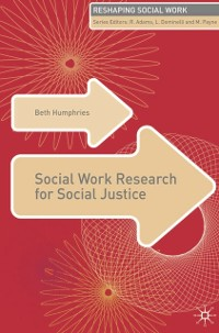 Cover Social Work Research for Social Justice