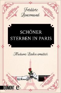 Cover Schöner sterben in Paris