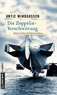 Cover Die Zeppelin-Verschwörung