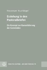 Cover Erziehung in den Pastoralbriefen