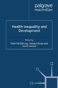 Cover Health Inequality and Development