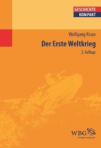 Cover Der Erste Weltkrieg
