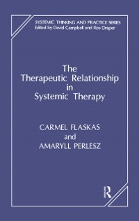 Cover Therapeutic Relationship in Systemic Therapy